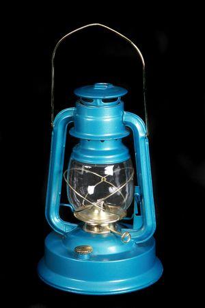 Antique lantern photo