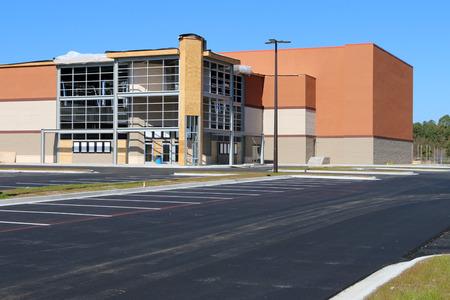 box big: New construction-big box retailer or movie theatre
