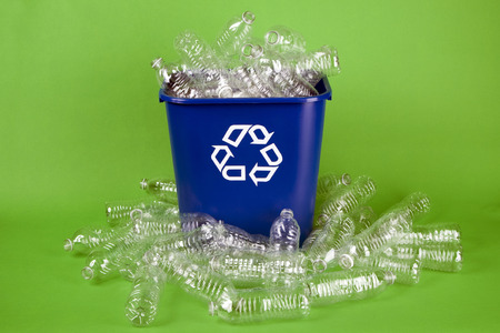 plastic recycling: Water bottle recycling