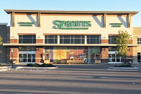 NASHVILLE, TENNESSEE-OCTOBER 29, 2018:  New Sprouts Farmers Market in the Bellevue area.