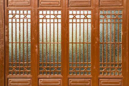 中国のドア
