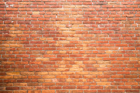 exterior walls: Bricks wall
