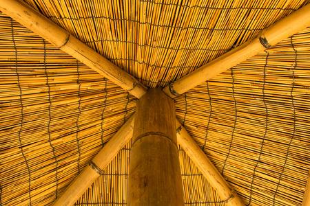 bamboo house: bamboo house