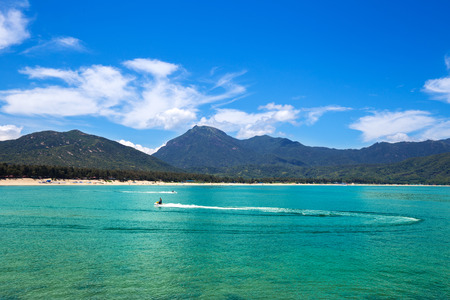 Beach Standard-Bild