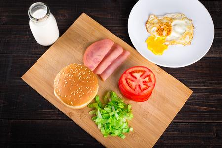 Breakfast Stok Fotoğraf