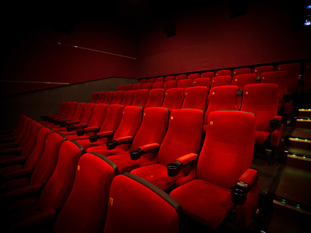 asiento: Cine  Editorial