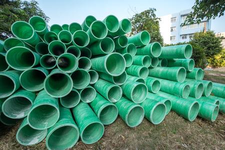 kunststoff rohr: Industrielle Kunststoffrohr- Lizenzfreie Bilder