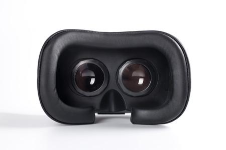 VR メガネ 写真素材