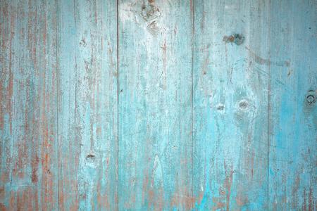 Blue color planks