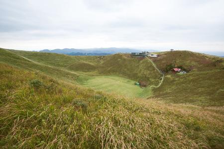landscape on omuro mountain shizuoka japan