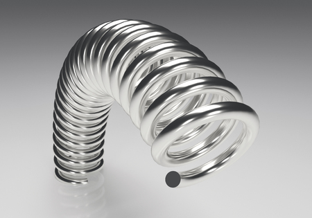 3D rendering spring illustration picture