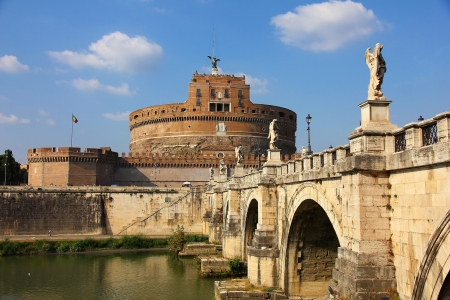 Castle Sant angelo Stock Photo - 15108303