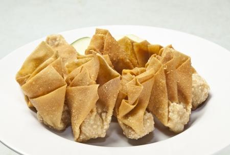 乾燥悪意に満ちた - マレーシア料理 写真素材