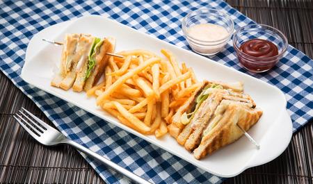 サンドイッチ 写真素材 - 30898768