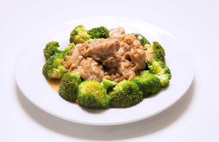 豚肉野菜炒め