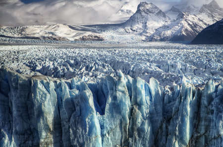 Perito Moreno Glacier in Patagonia, Argentina Stock Photo - 21257926
