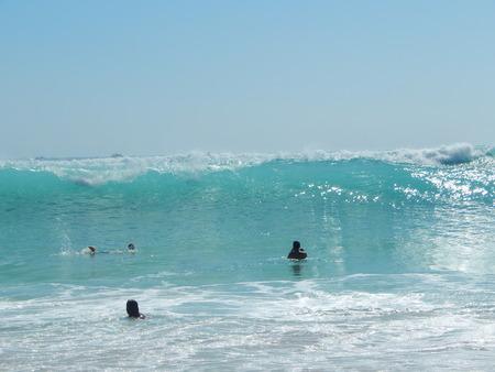 granola: gran ola a la nataci�n