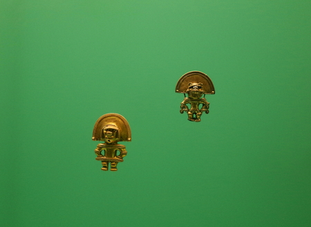 marta: Pre-Columbian gold figures from Colombia
