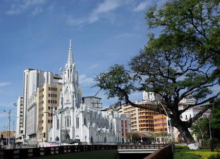 エルミタ教会、カリ、コロンビア