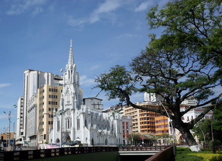 Ermita Kirche, Cali, Kolumbien