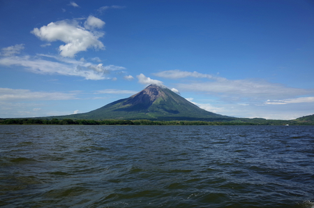 volcan: An amazing view of Volcan Concepcion on Isla Ometepe in Nicaragua