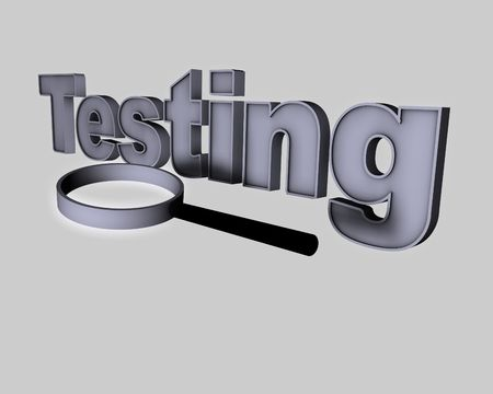 gamme de produit: Testing