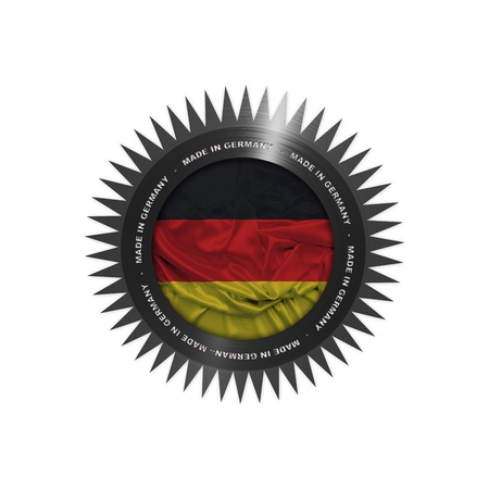 Made in Germany Stock Photo - 8516817