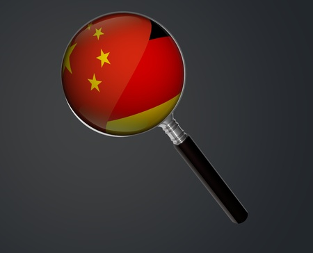 CHINESE  GERMAN
