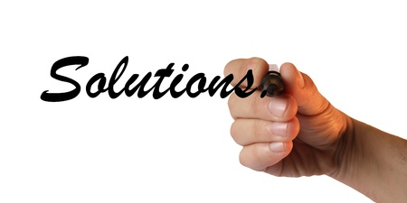 Solutions Stock Photo - 10511184