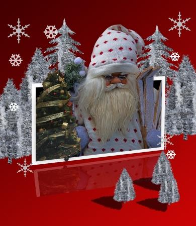 last year: Merry Christmas