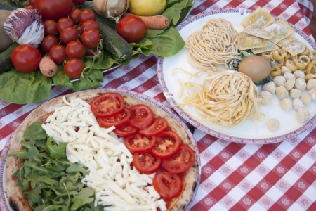 Italian cuisine photo