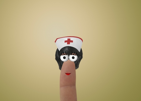 Finger nurse