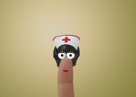 prst zdravotní sestra