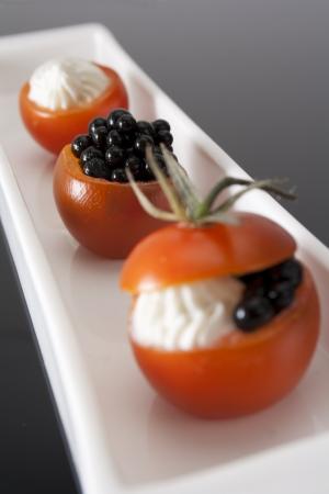 Molekulární kuchyně Reklamní fotografie