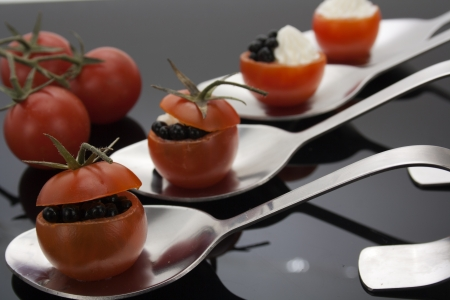 Molecular cuisine  photo