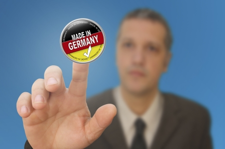 Made in Germany  Stock Photo - 18467960