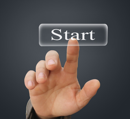 wikis: Pressing start button