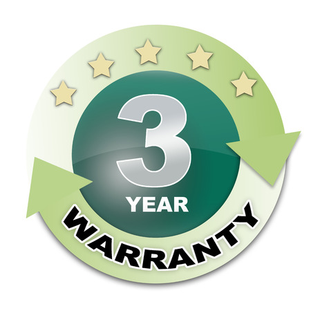 xhtml: Warranty  3 years.