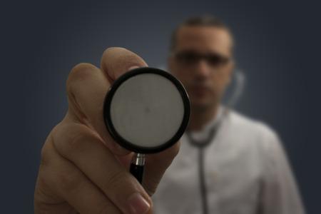 Lékař Reklamní fotografie