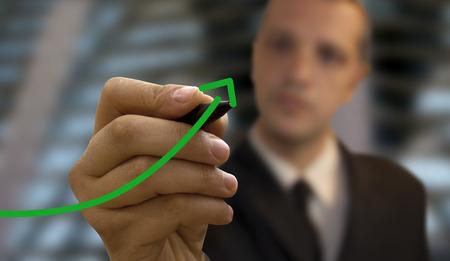 manos: Business man