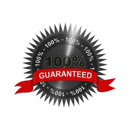 stempel: 100% Guaranteed