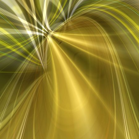 brownish: brownish golden geometric fantasy Stock Photo
