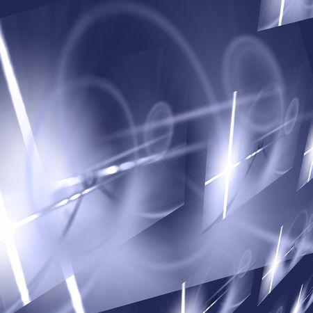 metalic: Metalic abstract Stock Photo