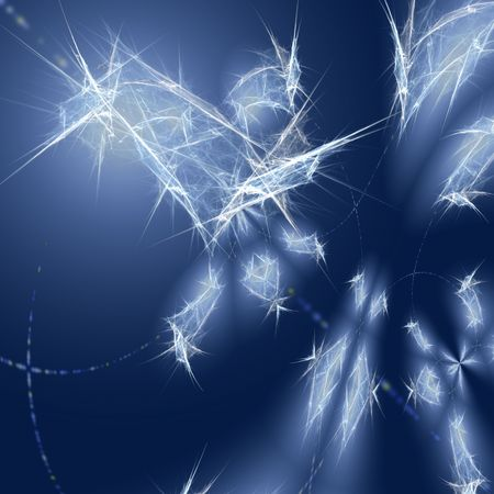 glare: Spiky glare