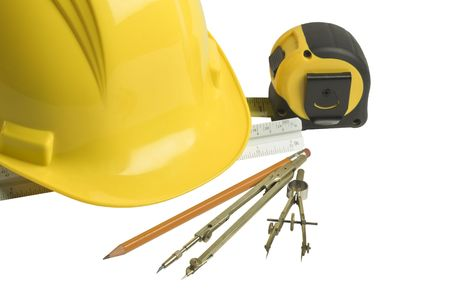 constructeur: Outils de constructeur Banque d'images