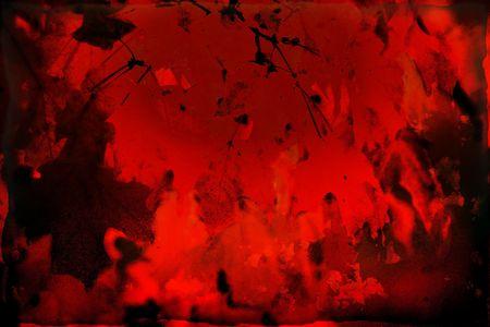 汚れたブルゴーニュ秋の背景