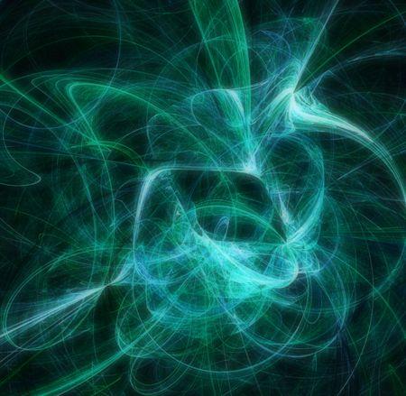 scintillating: Glimmering flare Stock Photo