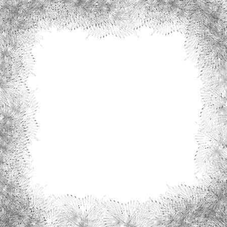 graphics. framed paper