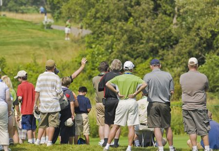 Canada open 2007, professional-amateur event, Angus Glen Golf Club, July 25th. Editorial use only.