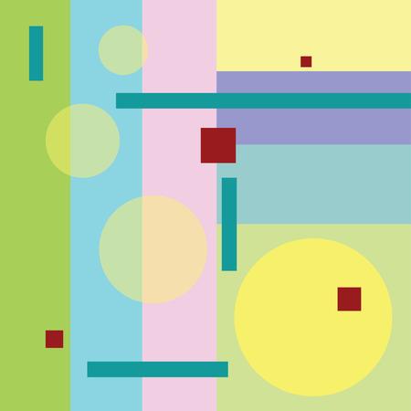 backdrop: Geometrical pattern, backdrop